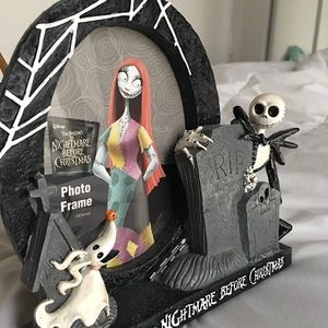 Other Nightmare Before Christmas Jack Sally Frame Poshmark